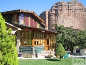 Casa rural alojamiento con encanto en la rioja for Hoteles con encanto en la rioja alavesa